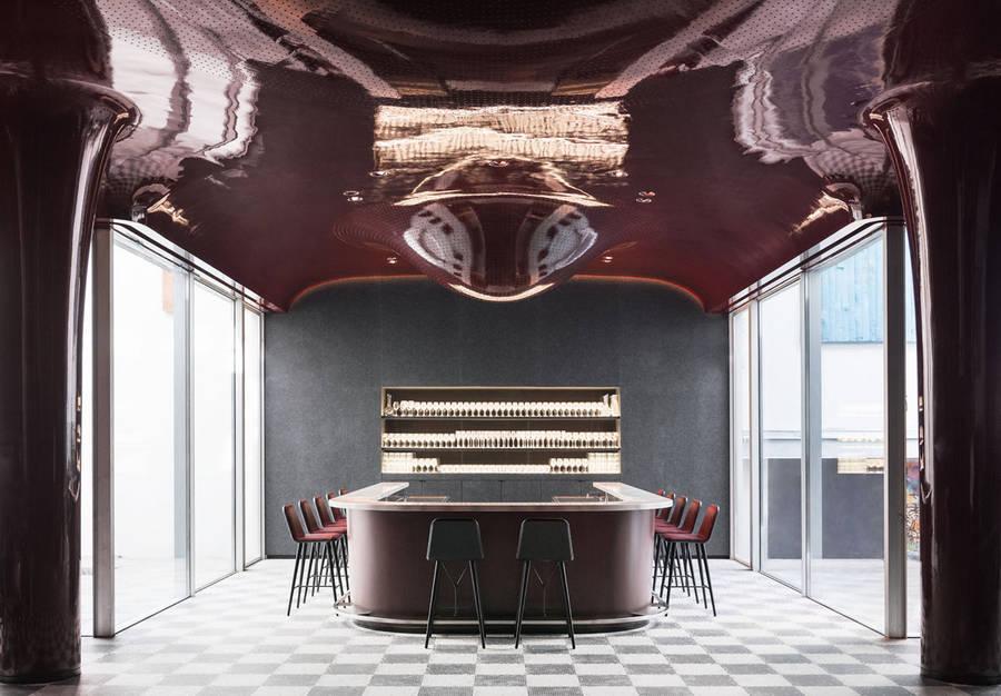 Les Bains Douches Interior Design