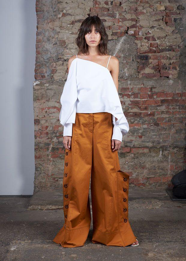 #NYFW Claudia Li Spring Summer 2017 Women's Collection
