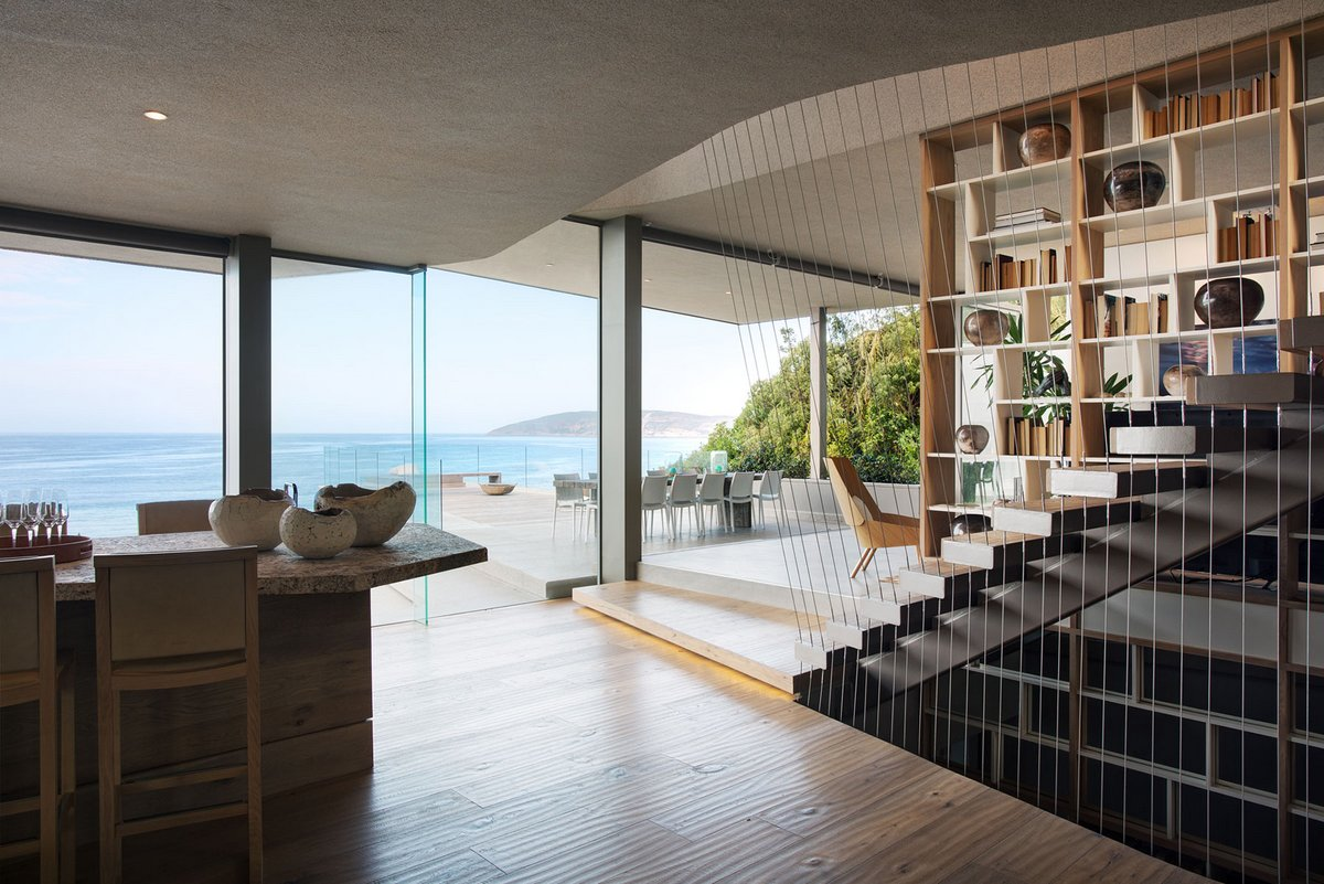 Резиденция с видом на океан от SAOTA