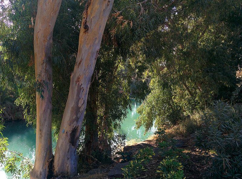 Центр Крещения Ярденит на реке Иордан!