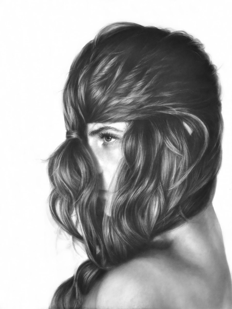 Realistic Portraits by Melissa Cooke
