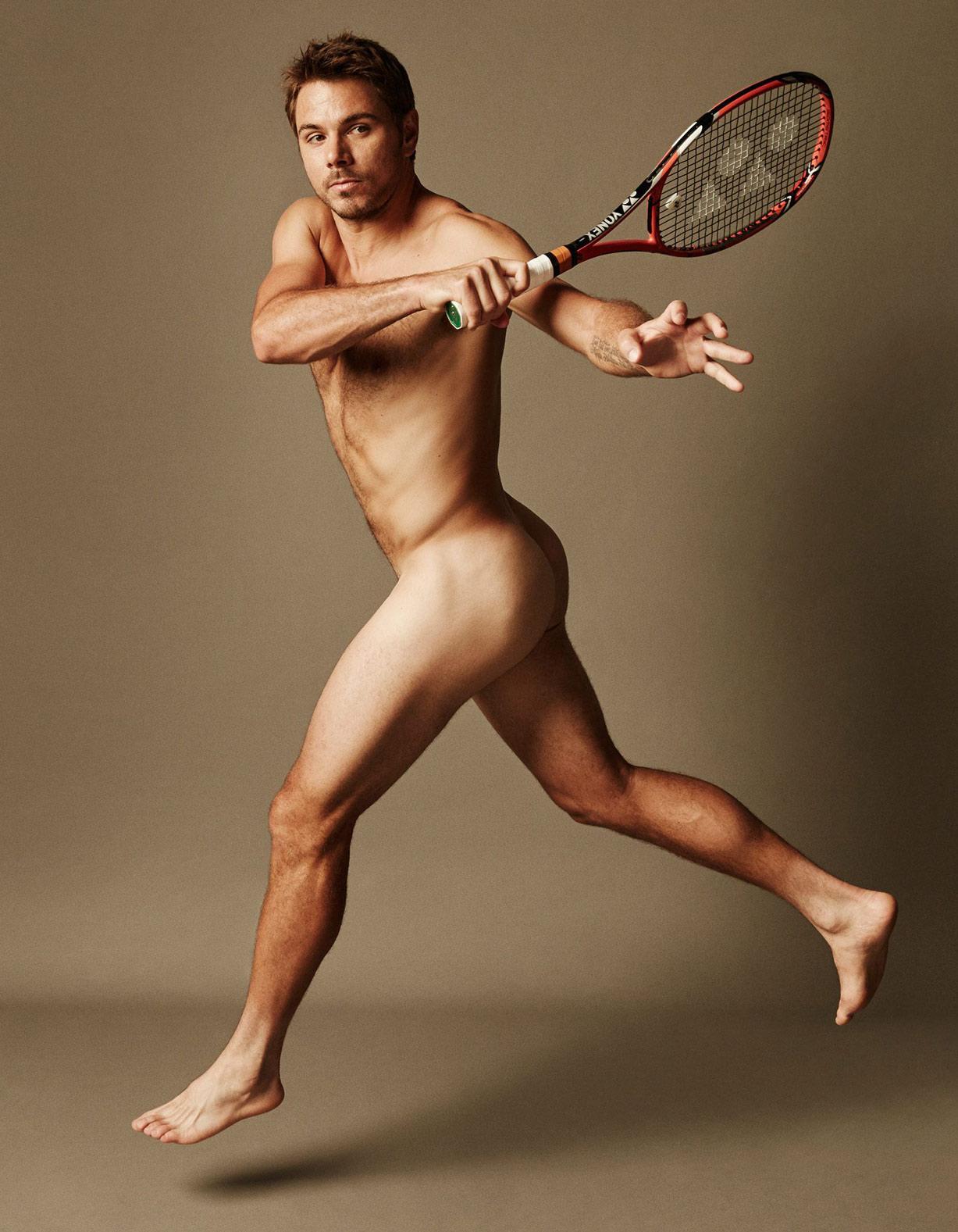 ESPN Magazine The Body Issue 2015 - Stan Wawrinka / Стэн - Культ тела журнала ESPN