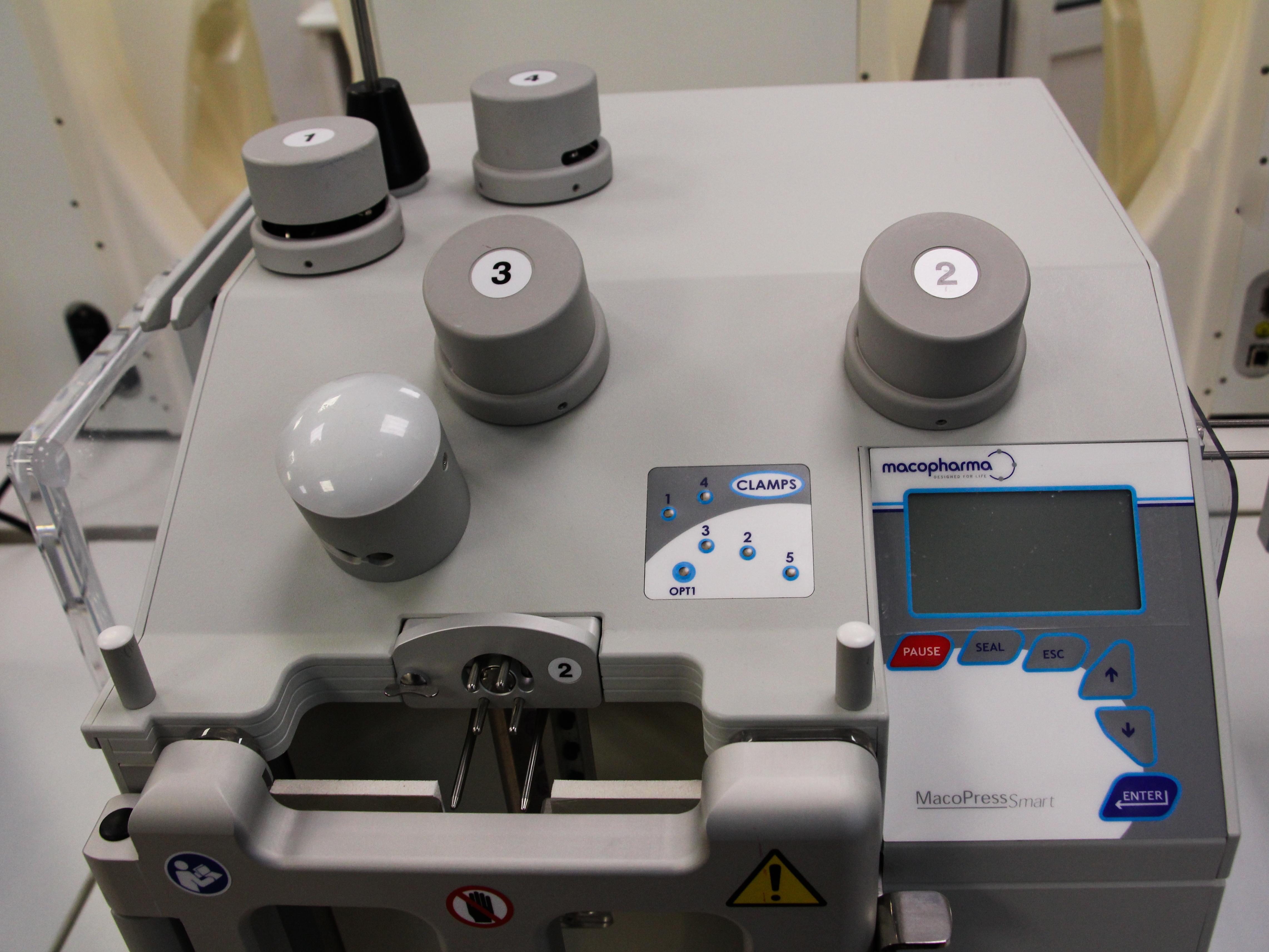 Саратовский модуль крови