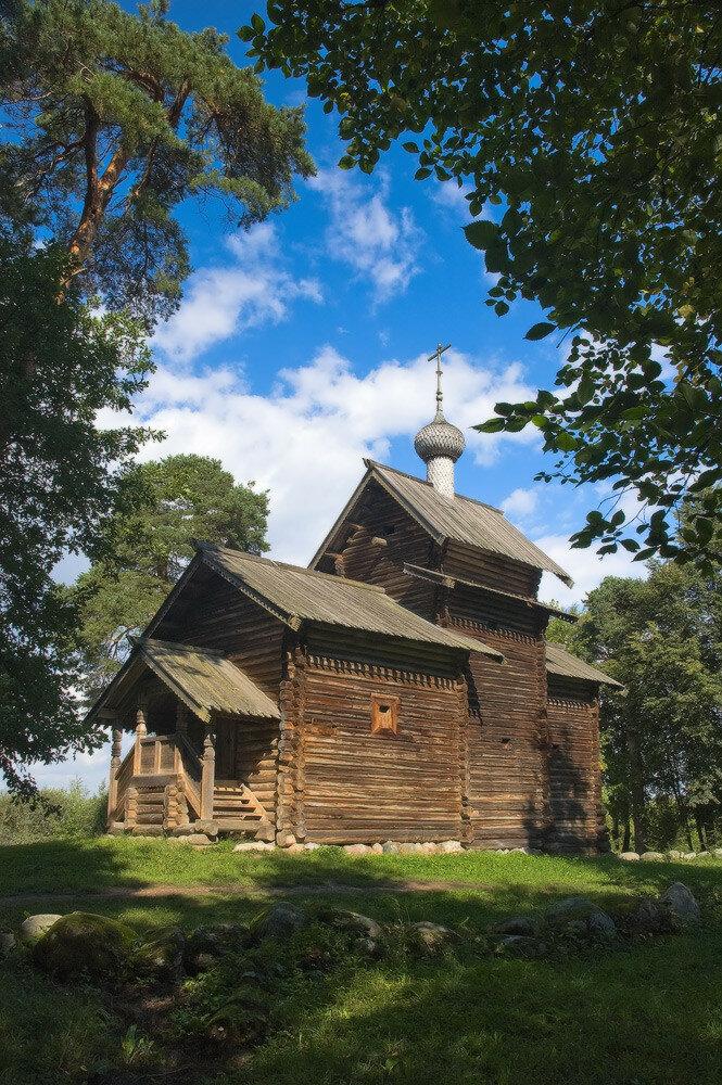 Музей деревянного народного зодчества Витославлицы