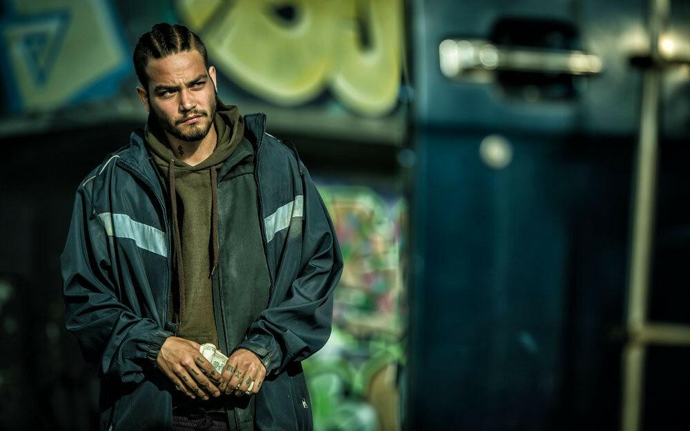 Daniel Zovatto stars in Screen Gems' horror-thriller DON'T BREATHE.