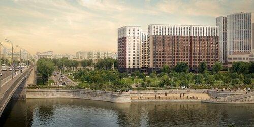 В Москве начались продажи апартаментов в жилом комплексе Only