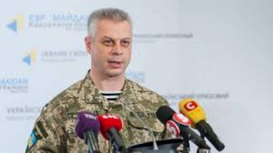 За минувшие сутки на Донбассе ликвидирован 1 оккупант, ранены 6, - Минобороны Украины