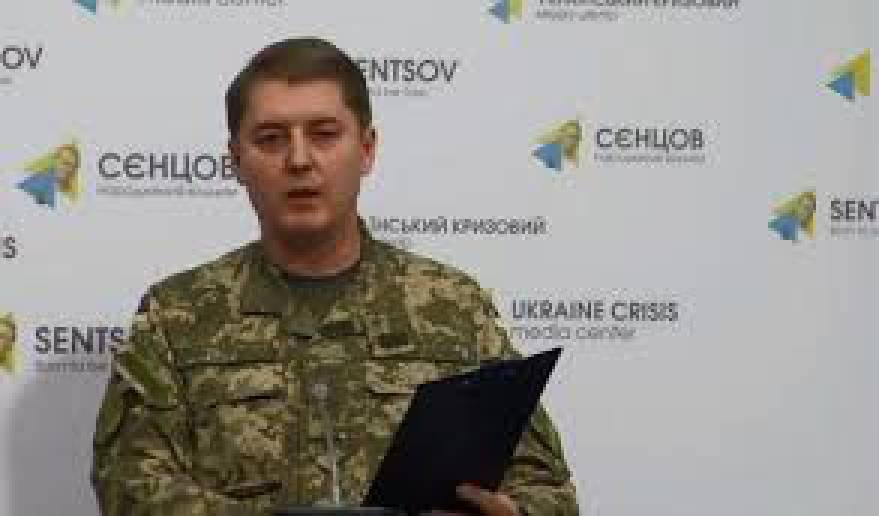 За сутки в зоне АТО погиб один украинский военный, 4 - ранены, - Мотузяник