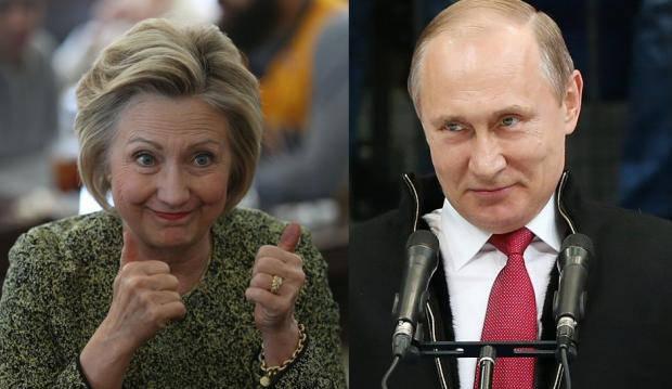 """""""Хиллари играть с Путиным не будет. Вова уже сделал немало, чтобы следующая администрация США обращалась с ним как с изгоем"""", - сокурсник Путина"""
