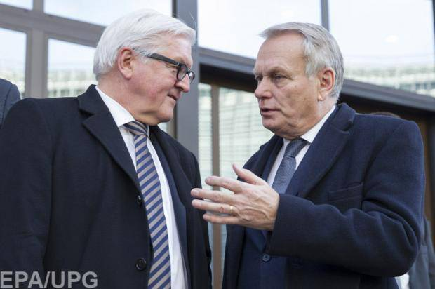 Компромисс за счет жертвы агрессии: Главы МИД Германии и Франции едут в Киев, чтобы уговаривать услышать Кремль, - директор Института евроатлантического сотрудничества
