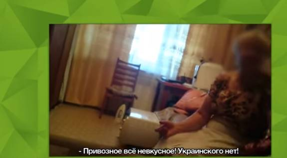 """""""Цены большие, пенсии маленькие, продукты невкусные"""": Журналист подорвал сеть видео о """"украинскую прогулку"""" в Крыму"""