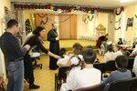 14 января в гостях у Донского храма были приемные семьи Мытищинского района