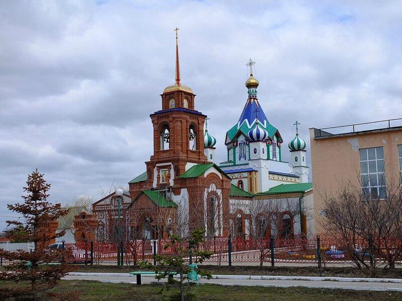 каменный брод, Красноармейское, сов. Ленина 196.JPG