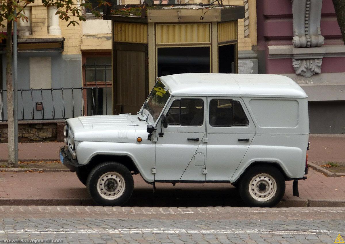 УАЗ 31519 Поліція