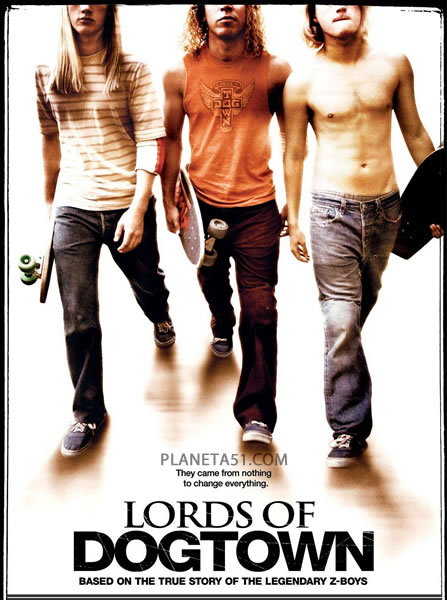 Короли Догтауна / Lords of Dogtown (2005/DVDRip/HDRip)