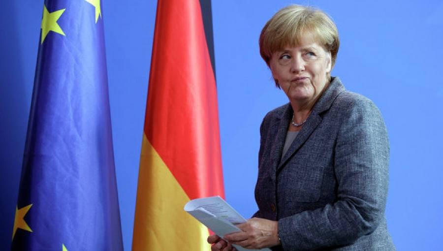 Ангела Меркель невидит обстоятельств  для снятия антироссийских санкций