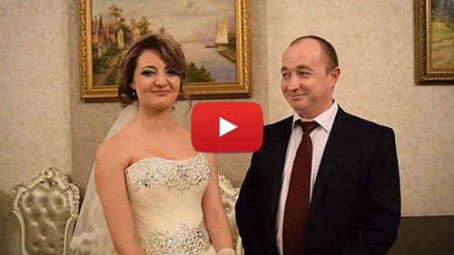 Видеоотзыв о работе свадебного ведущего Павла Июльского. Ресторан Каддафи