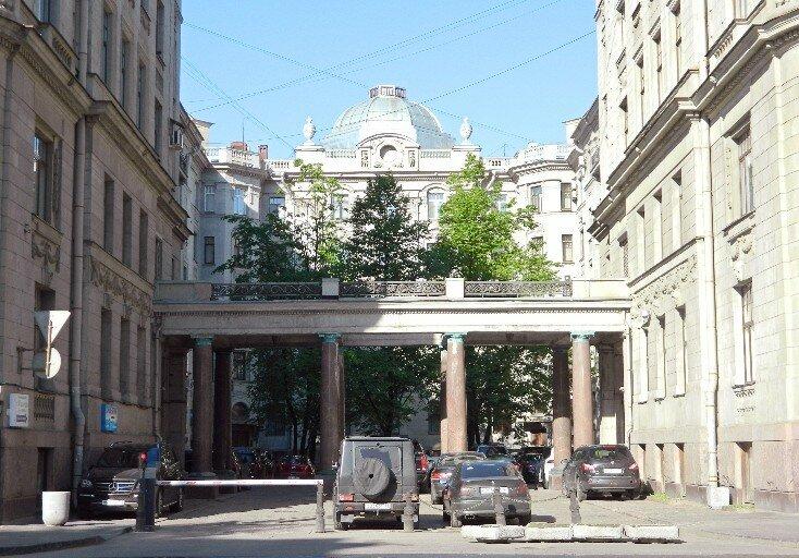 Жилой дом 1-го Российского страхового общества