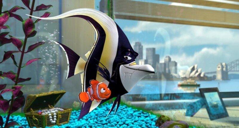 Любимые мультфильмы: В поисках Немо (трейлер ре релиза 2016)
