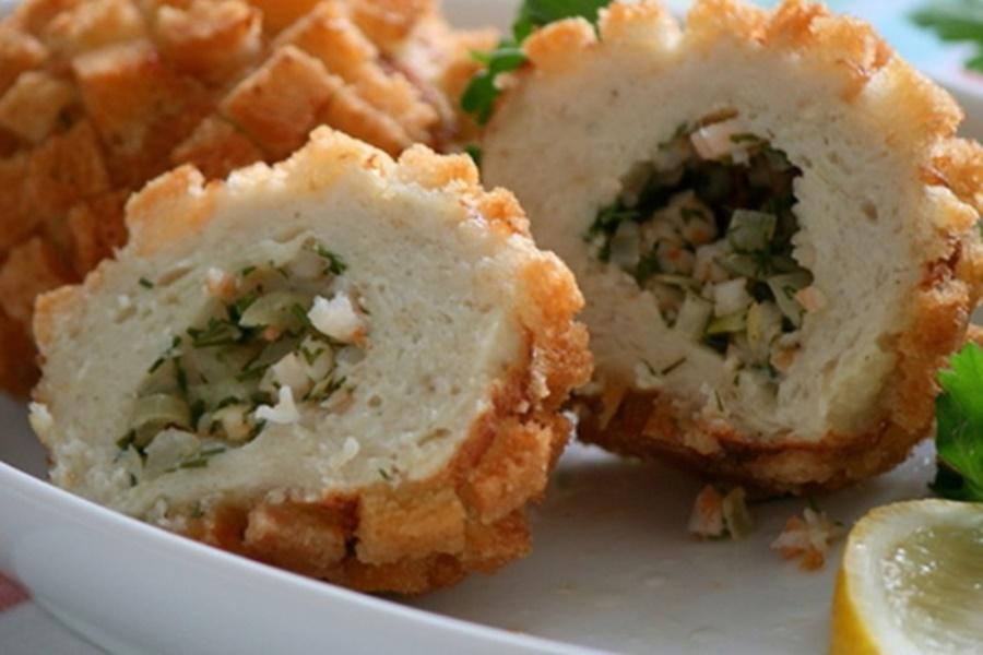 Котлеты «Каштаны». Вкусные домашние блюда