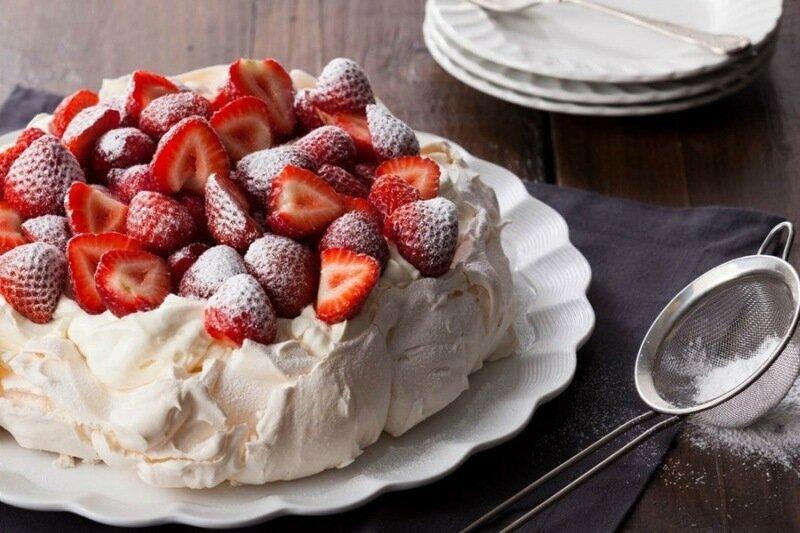 Торт «Зефирный»   оригинальное праздничное угощение без выпечки