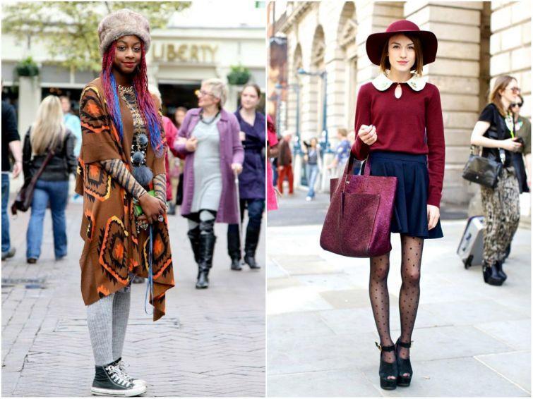 11. Лондон, Великобритания Летом лондонские модницы носят легкие юбки и платья, а в качестве обуви б