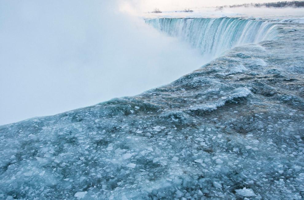 8. Популярность водопада среди туристов резко возросла после окончания Первой мировой войны в с
