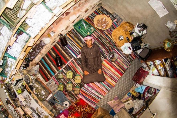 Мохамад — Сент-Кэтрин, Египет.