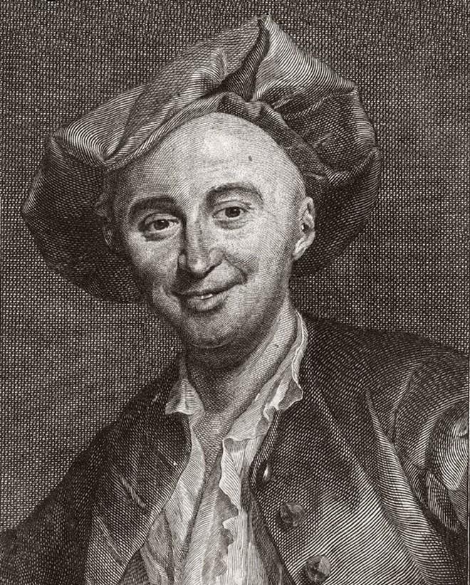 8. Жюльен Офре де Ламетри был известным врачом и философом 16-го века. Ламетри успешно лечил француз