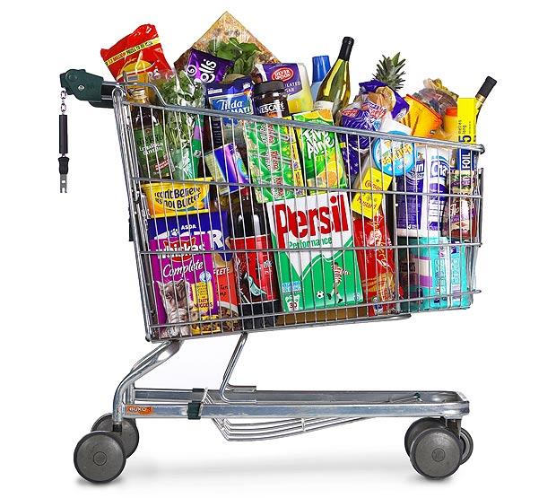 Хитрый план супермаркетов (15 фото)