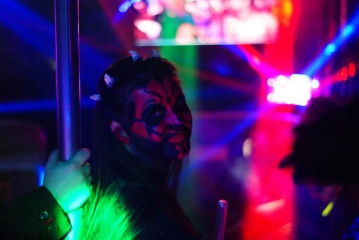Party bus - лучший выбор для зажигательной вечеринки