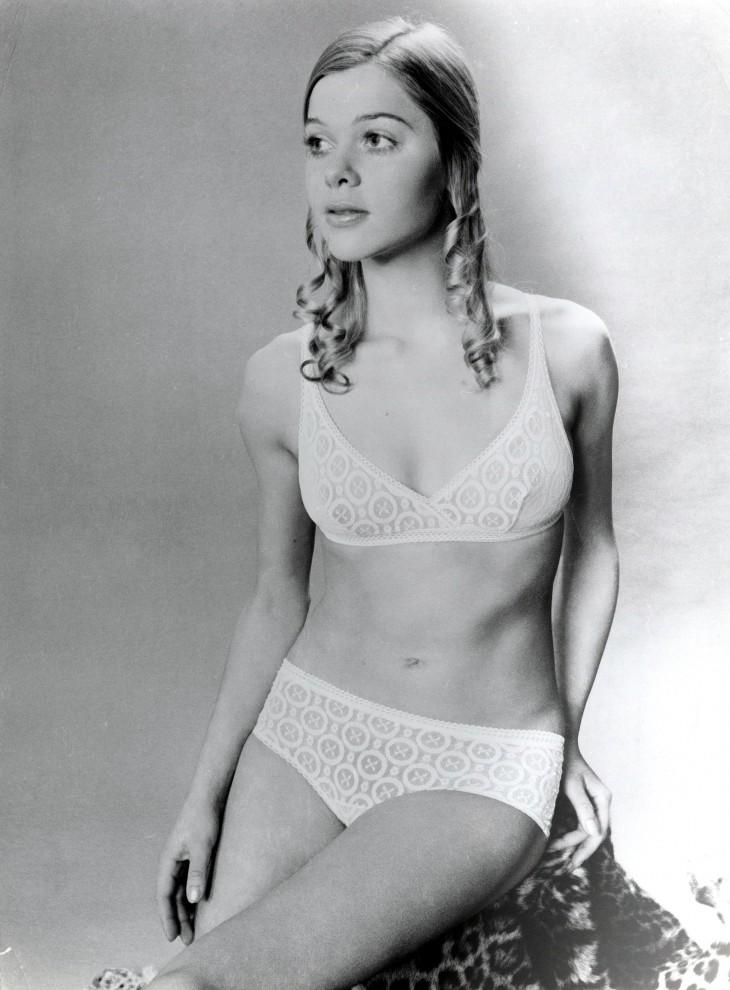 Середина XX века стала в некотором роде поворотным моментом в истории развития нижнего белья. Сексуа