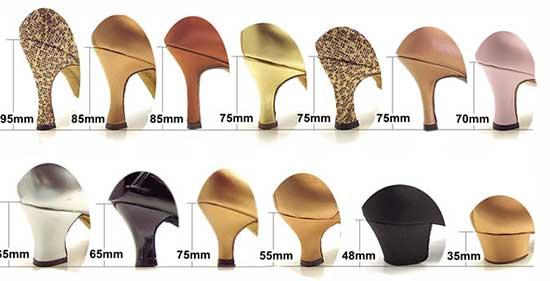 На заметку для всех: обувь на очень толстых платформах из черной резины не подходит ни одной ж