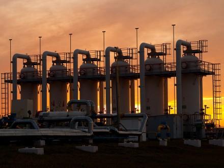 «Газпром» увеличил экспорт газа вЕвропу на9,7% за8 месяцев