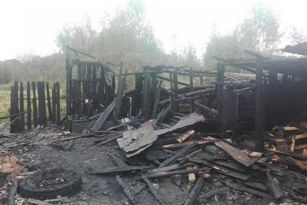 Под Смоленском три человека погибли отвзрыва газа в личном доме