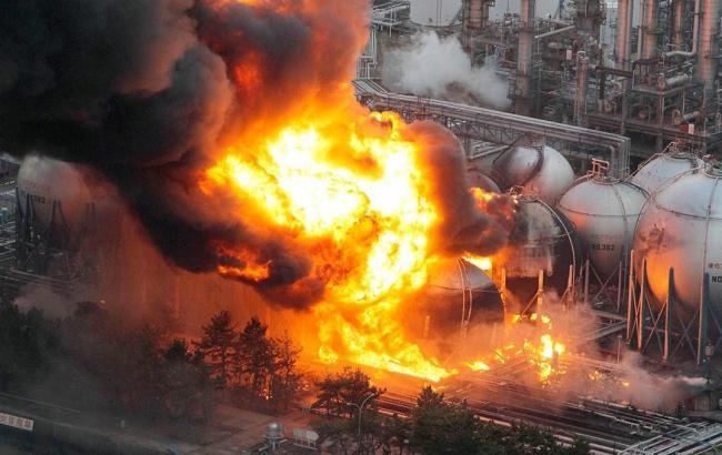 Под вторым реактором аварийной АЭС вЯпонии обнаружили крупное отверстие