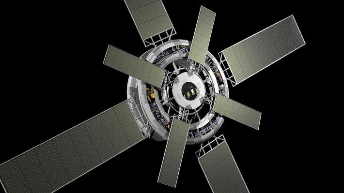 Русские ученые открыли новый вид космического мусора