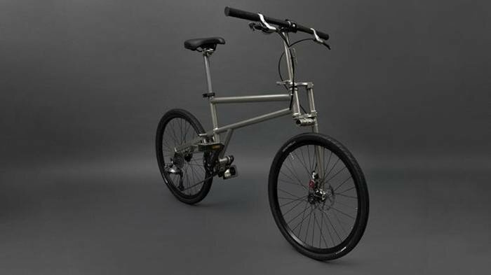 Helix. Самый компактный велосипед в мире Фотографии