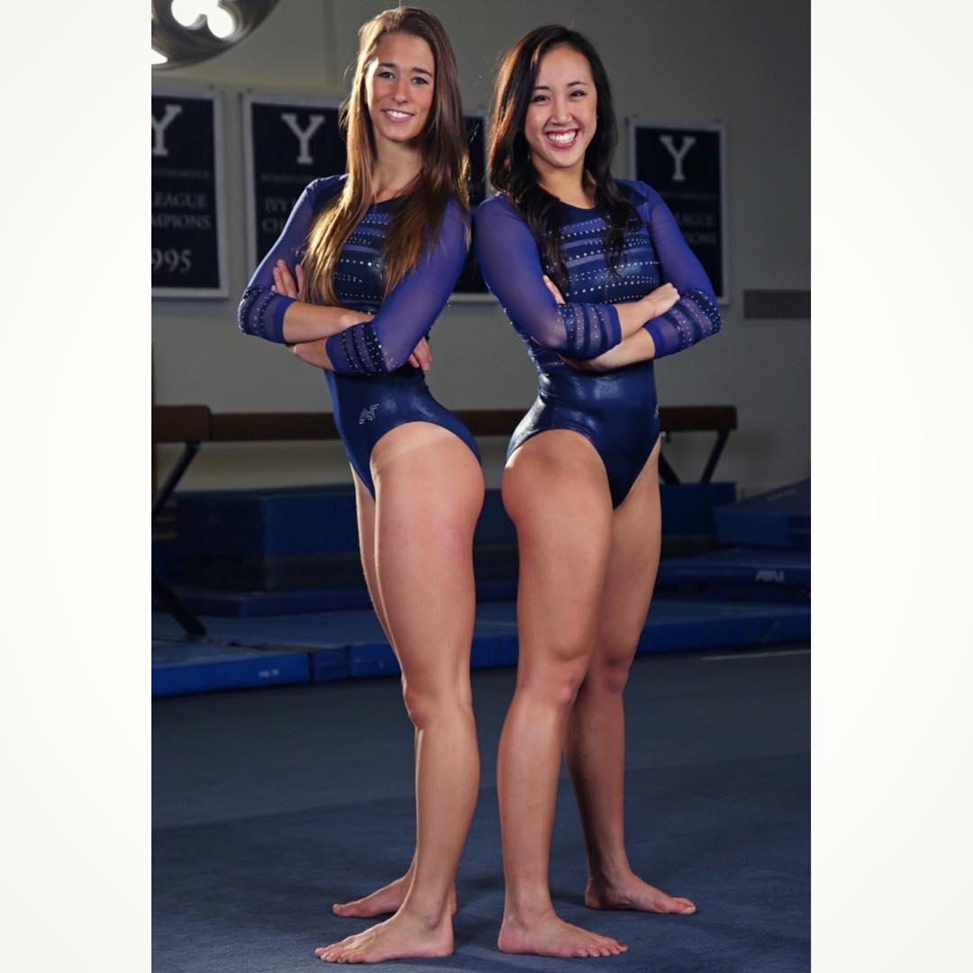 Спортивные девчонки