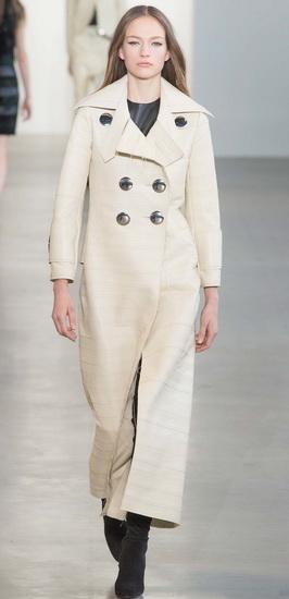 Пальто по типу бушлат
