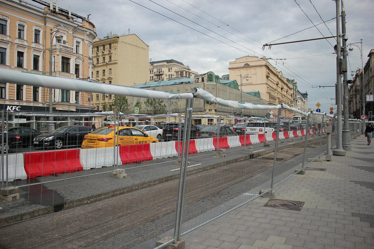 Собянинские баррикады