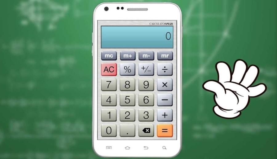 Бесплатный Калькулятор Плюс с большим набором функций