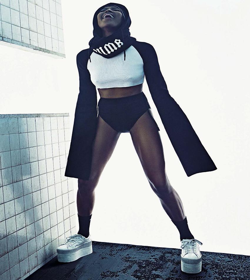 Naomi Campbell - Vogue Italia (August 2016)