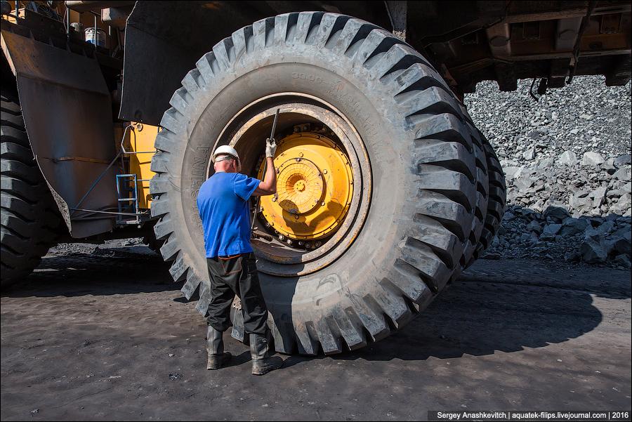 Техника угольных карьеров