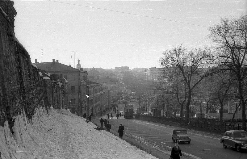 Москва 1950-60-х годов
