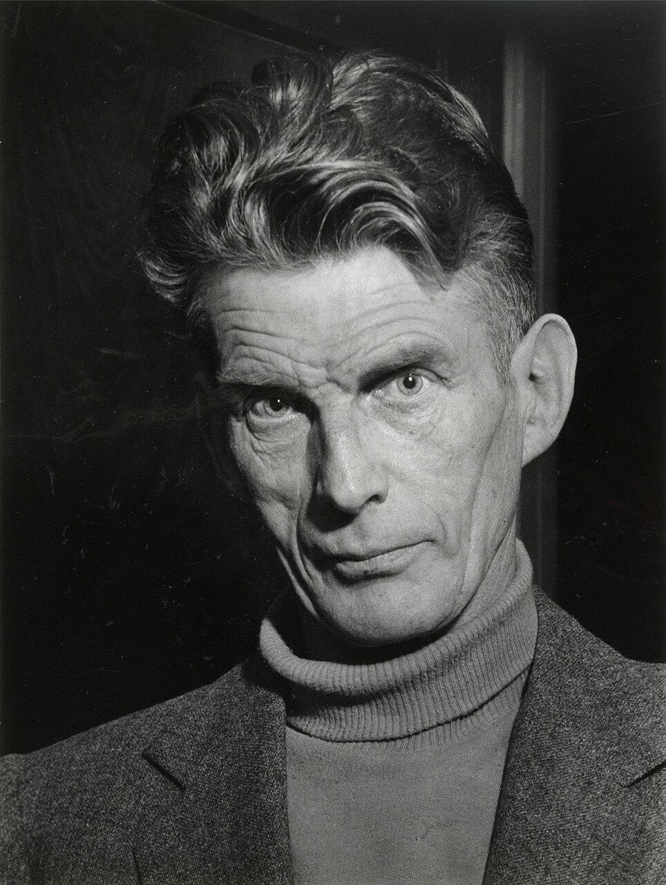 1957. Сэмюэл Беккет