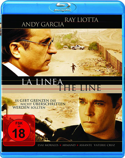 Линия / La linea / The Line (2009/HDRip)