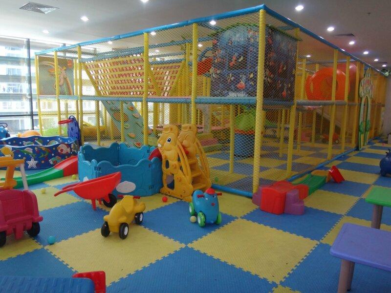 крючком для детская комната в нячанге реальную