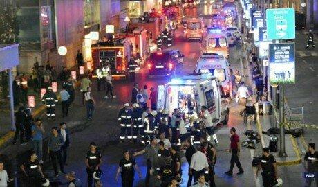 Во время теракта в аэропорту Стамбула находились граждане РМ