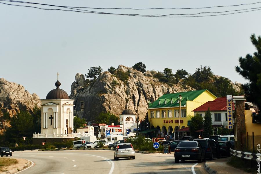 alexbelykh.ru, дорога от Балаклавы